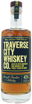 Traverse City Whiskey Co Straight Bourbon Whiskey 750ml