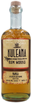 Kuleana Rum Works Nanea A Blend of Aged Rums Aged 2 Years 750ml