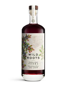 Wild Roots Huckleberry Infused Vodka