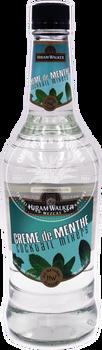 Hiram Walker Creme de Menthe Cocktail Mixers 750ml
