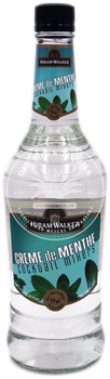 Hiram Walker Creme de Menthe Cocktail Mixers 750ml