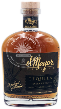 El Mayor Extra Anejo Tequila 750ml