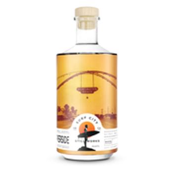Surf City Small Batch Pierside Bourbon Whiskey 750ml