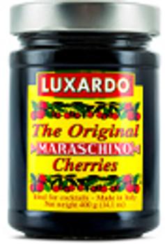 Luxardo Maraschino Cherries 400g Jar