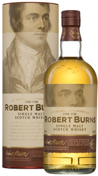 Arran Robert Burns Single Malt Scotch Whisky 750mL