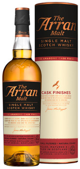 The Arran Malt Single Malt Scotch Whisky The Amarone Cask Finish 750ml