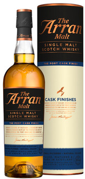 The Arran Malt Single Malt Scotch Whisky The Port Cask Finish 750ml