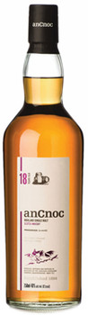 AnCnoc 18 Years Old Highland Single Malt Scotch Whisky 750ml
