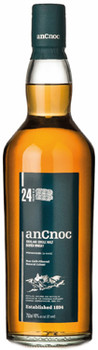 AnCnoc 24 Years Old Highland Single Malt Scotch Whisky 750ml