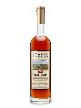 Smooth Ambler Big Level Wheated Straight Bourbon Whiskey 750ml