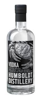 Humboldt Organic Vodka 750ml