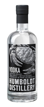 Humboldt Organic Vodka 750ml