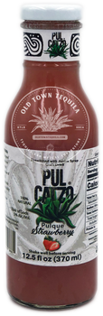 Pul Catzo Pulque Strawberry 370ml