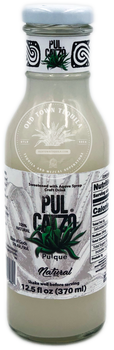 Pul Catzo Pulque Natural 370ml