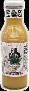 Pul Catzo Pulque Piña Colada 370ml