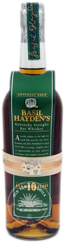 Basil Hayden's Kentucky Straight Rye Whiskey Aged 10 Years 750ml