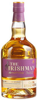 The Irishman Cask Strength 2020 750ml