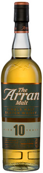 Arran 10 Year Single Malt Scotch Whisky 750ml