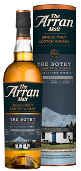 "Arran Quarter Cask ""The Bothy"" Single Malt Scotch Whisky 750ml"