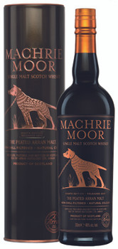 Arran Machrie Moor Single Malt Scotch Whisky 750ml