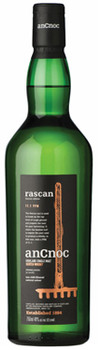 anCnoc Rascan Highland Single Malt Scotch Whisky 750ml