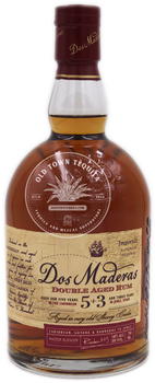 Dos Maderas Double Aged Rum 5+3  750ml