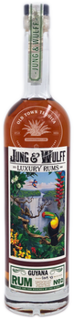 Jung and Wulff Luxury Rums No.2 Guayana 750ml
