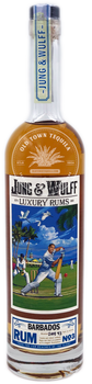 Jung and Wulff Luxury Rums No.3 Barbados 750ml