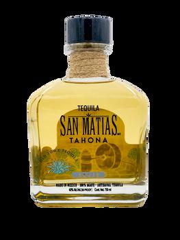 San Matias Tahona Anejo Tequila