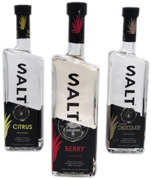 Salt Tequila 3x 750ml Set