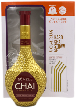 Somrus Chai Cream Liqueur Gift Set