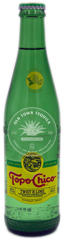 Topo Chico Twist of Lime Carbonated Mineral Water 355ml