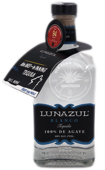 Lunazul Blanco Tequila 750ml