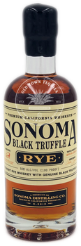 Sonoma Black Truffle Rye 37.5cl
