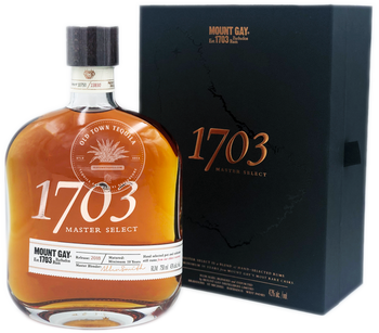 Mount Gay 1703 Master Select Barbados Rum 750ml