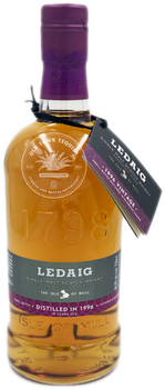 Ledaig 1996 Vintage Single Malt Scotch Whisky 750ml