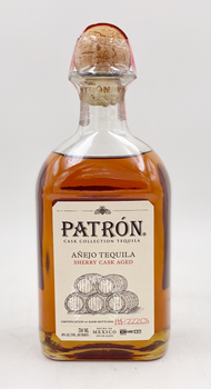 Patron Anejo Cask Collection Sherry Cask Aged