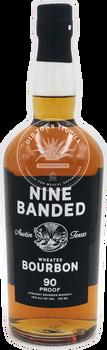 Nine Banded Wheated Bourbon 750ml