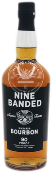 Nine Banded Wheated Bourbon 750ml