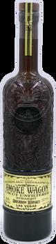 Smoke Wagon Uncut Unfiltered Straight Bourbon Whiskey 750ml