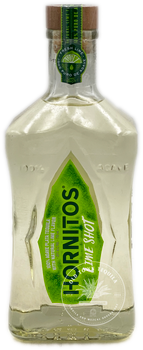 Hornitos Tequila Lime Shot 750ml