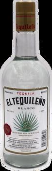 El Tequileno Blanco Tequila 750ml