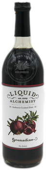 Liquid Alchemist Grenadine Authentic Cocktail Elixir 750ml