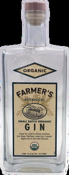 Farmer's Botanical Small Batch Organic Gin 750ml