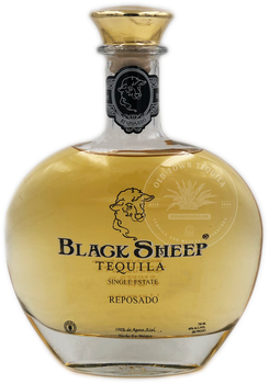 Black Sheep Tequila Reposado 750ml