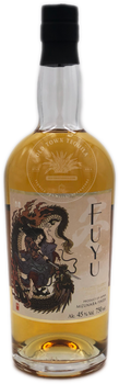 Fuyu Mizunara Finish Japanese Whisky 750ml