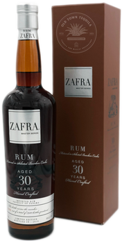 Zafra Master Series Rum Aged 30 Years 750ml