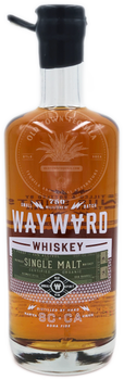 Wayward Single Malt Whiskey 750ml