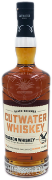 Black Skimmer Cutwater Bourbon Whiskey 750ml