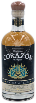 Corazon Extra Anejo Single Estate Tequila